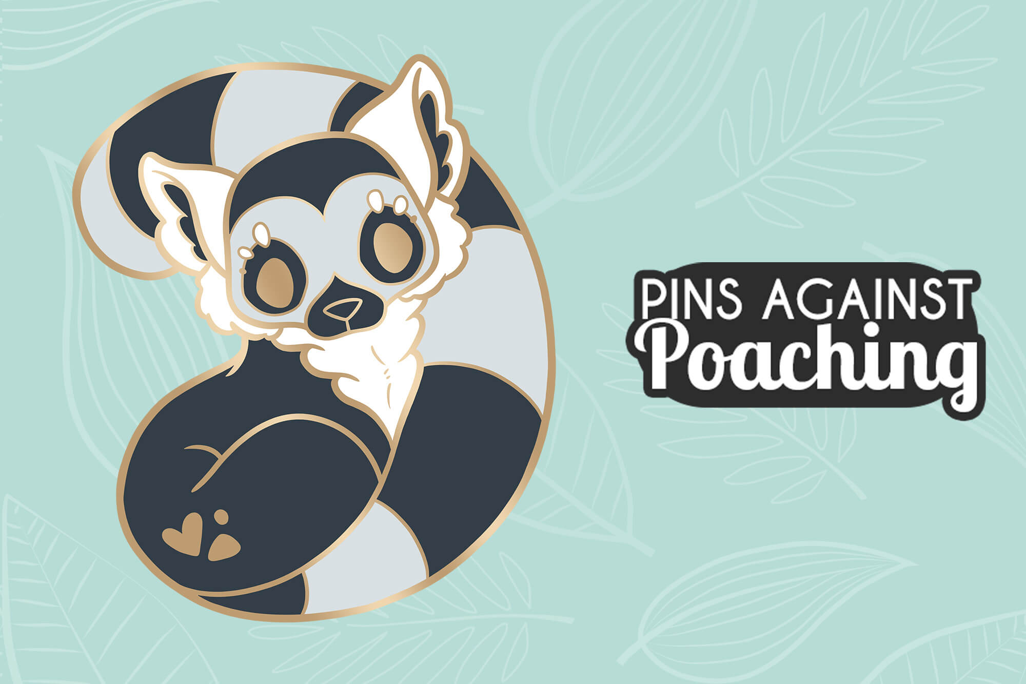 PINS AGAINST POACHING