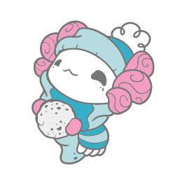 Snowball Lottie (silver)