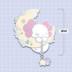 Lottie Moon Blossom (Silver)