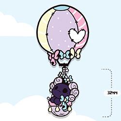 Luna Hot Air Balloon
