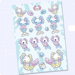Under the Sea Sticker Sheet