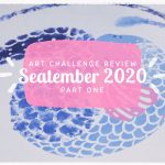 Art challenge review: Seatember 2020 by Evy Benita on YouTube