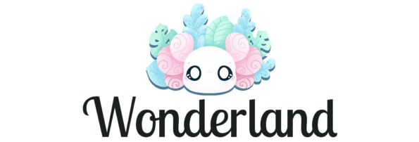 "Evy Benita's logo followed by the title ""Wonderland"""