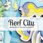 Reed City: a Mermaids of the Earth fantasy enamel pin collection by Evy Benita