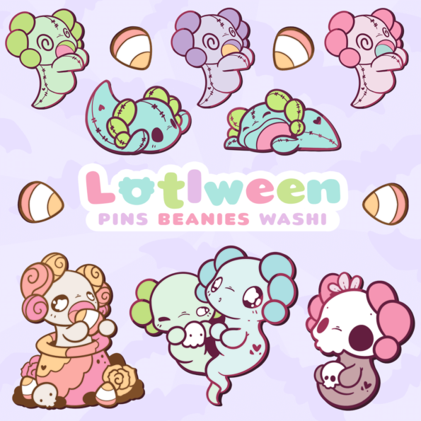 Lotlween 2021: Celebrate Halloween and spooky season with The Lotls!